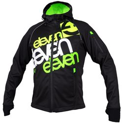 Softshell jacket ELEVEN Fluo black