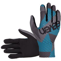 Running gloves ELEVEN BEE Azure