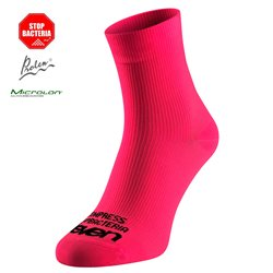 Compression socks Strada Fuxia