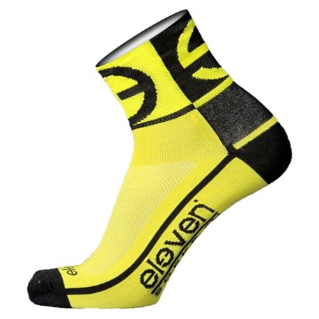 Socks HOWA HALF black/yellow