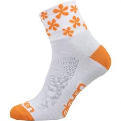 Socken ELEVEN HOWA Flower Orange