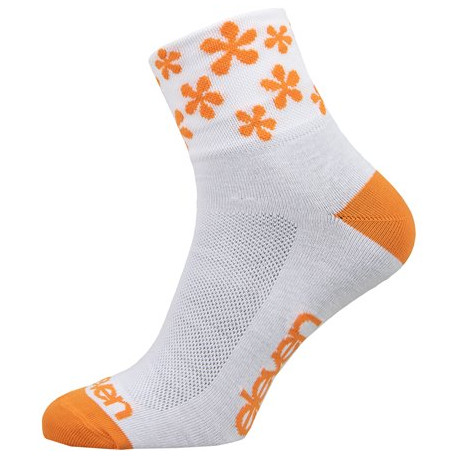 Socken ELEVEN HOWA Flower Orange