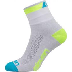 Socken ELEVEN HOWA EVN Fluo White