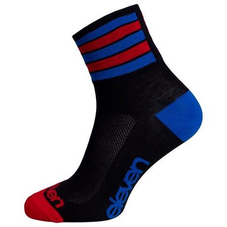 Socken ELEVEN HOWA STRIPE BLACK