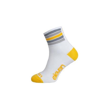 Socken ELEVEN HOWA STRIPE WHITE