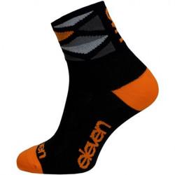 Socken ELEVEN HOWA RHOMB ORANGE