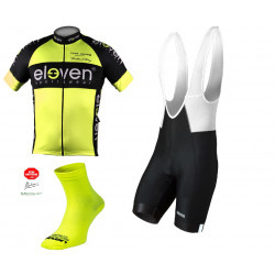 Set Hor F11fluo Dress+Hose+Socken Strada