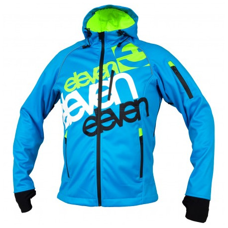 Softshell Jacket ELEVEN Fluo F2925- Lady
