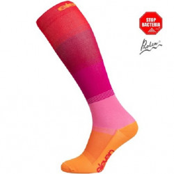 Compression Sock ELEVEN-Mono Pink