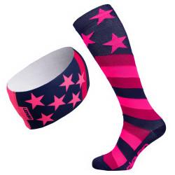 Set Stars Pink