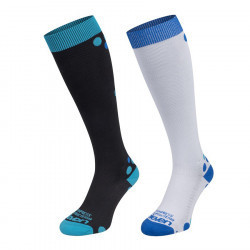 Set AIDA Compression Socken black&white