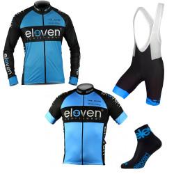 Cycling jersey HORIZONTAL man Fluo 2925