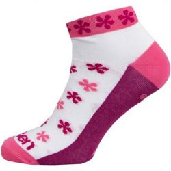 Socken ELEVEN LUCA FLOWER Pink