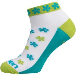 Socken ELEVEN LUCA FLOWER Green