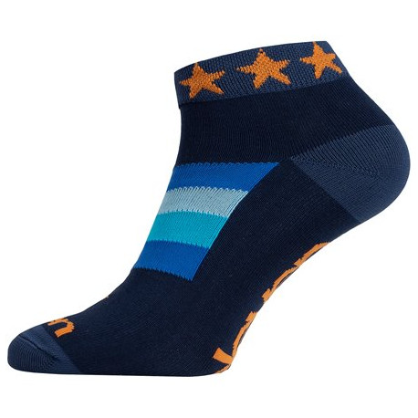 Socken ELEVEN LUCA Star Orange