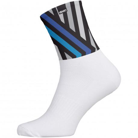 Socken CUBA Line Blue