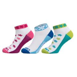 3.er SET Socken Luca-Flower