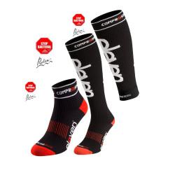 3.er SET Kompression-Socken-black