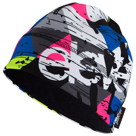 Haube ELEVEN MATTY Triangle Fluo