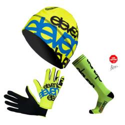 Haube+Handschuhe+Comp.Socken