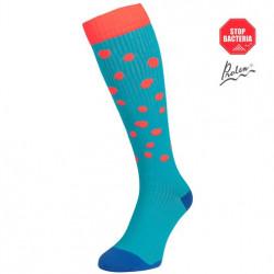 Compression Socken Eleven DOT ORANGE