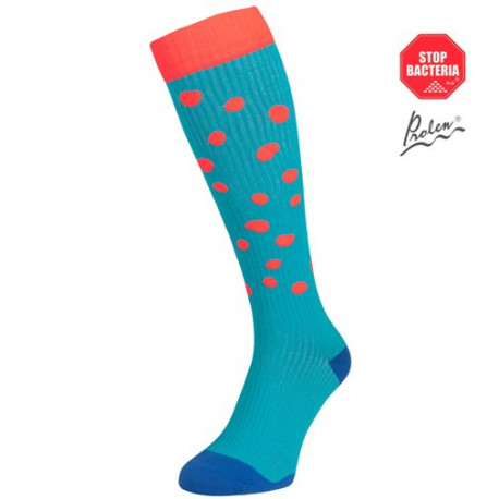 Compression Socken Eleven DOT ORANGE