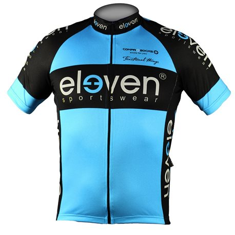 Cycling jersey HORIZONTAL man Fluo 2925