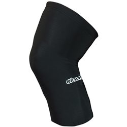 Kneewarmers Black Reflex