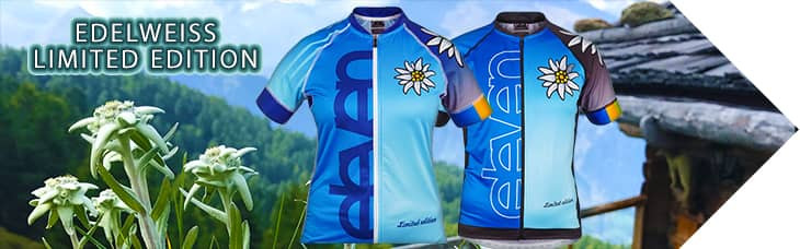 Edelweiss Limited Edition Radtrikot